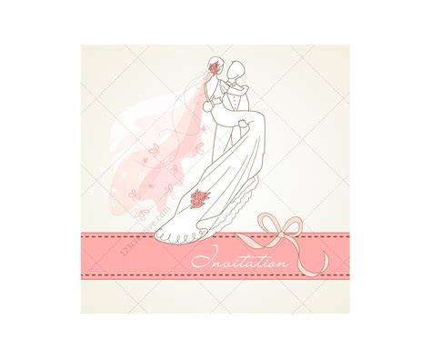 card vector template wedding card vectors with wedding wedding card