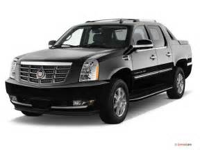 Cadillac Truck 2013 2013 Cadillac Escalade Ext Prices Reviews And Pictures