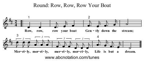 row row row your boat round lyrics abc round row row row your boat trillian mit edu