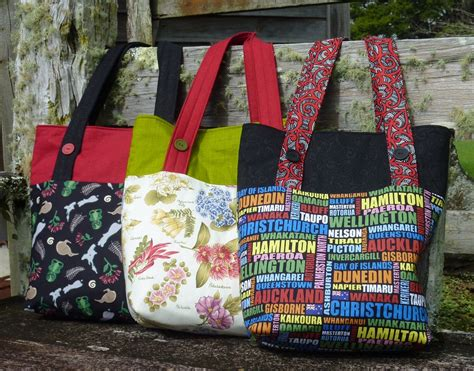 Patchwork Shops - kiwiana patchwork bag the country yard patchwork shop