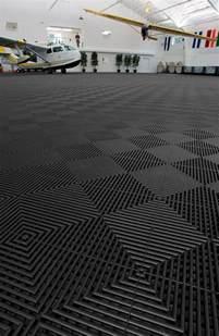 rubbertrax swisstrax recycled garage floor tile garage floor tiles garage flooring tile designs ideas
