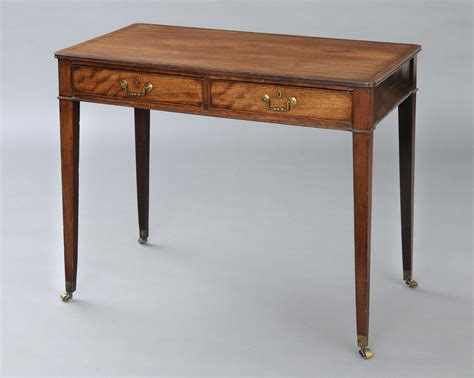 Write Table 187 product 187 period hepplewhite writing table