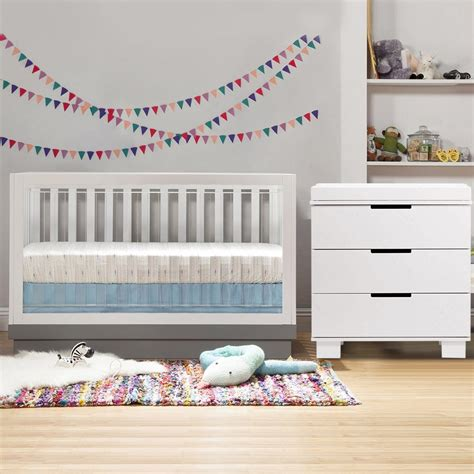 Babyletto Harlow 3 In 1 Convertible Crib Babyletto Modo Dresser Bestdressers 2017