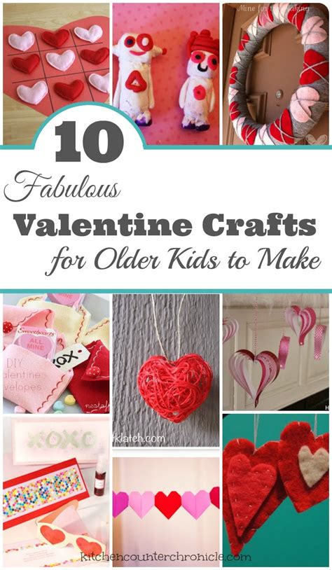 for kindergarteners to make 10 fabulous crafts for to make
