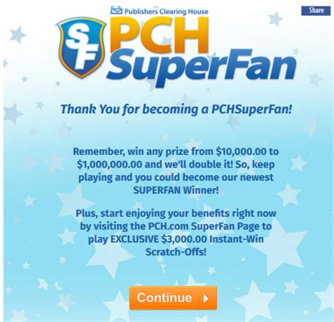 Sign Up For Pch - how do i become a pchsuperfan pch blog