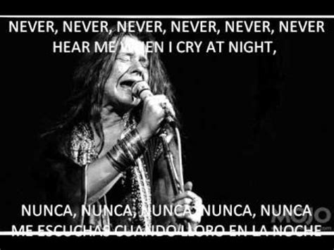 piece   heart  espanol  ingles janis joplin youtube