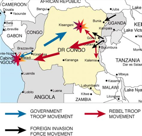 dr congo 5 questions to understand africas world war drc battle summary and map democratic republic of the
