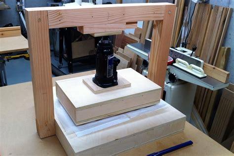 jacks woodworking 12 ton bottle press by mathew nedeljko