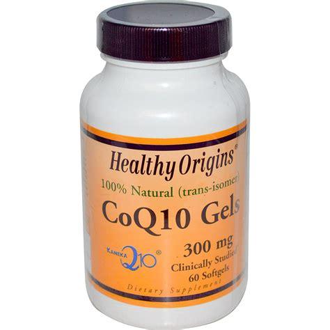 Suplemen Q10 healthy origins coq10 kaneka q10 300 mg 60 softgels iherb