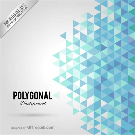 backdrop design vector free download blue polygonal background vector free download
