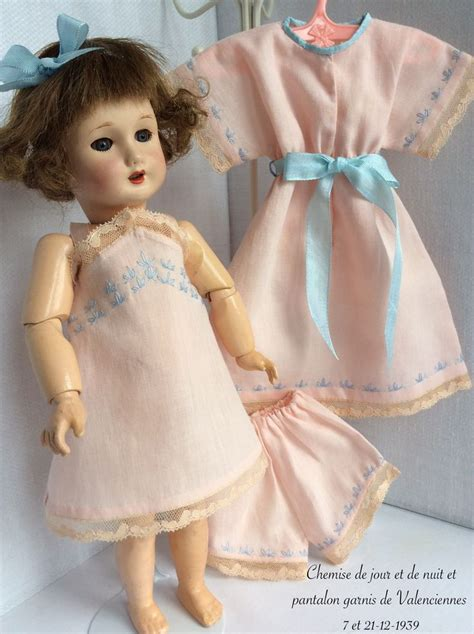 porcelain doll clothes 2705 best bleuette images on antique dolls