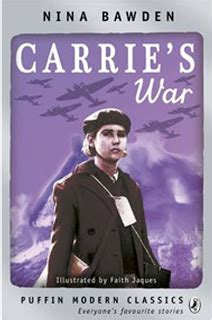 carries war a puffin children s war books carrie s war by nina bawden