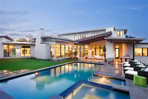 best white modern pool homes around the wourld a contemporary awesome house in adorable home
