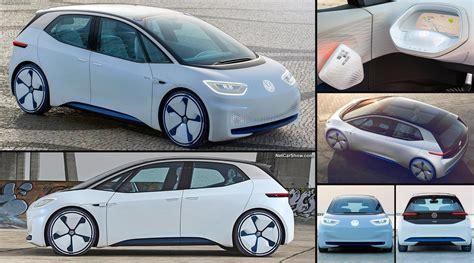 volkswagen id concept  pictures information specs