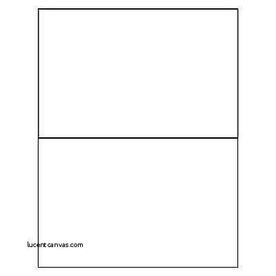 blank greeting card template 5x7 half fold greeting card template word bralicious co