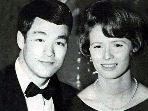bruce lee linda lee biography bruce lee wife bruce lee with his wife photos the