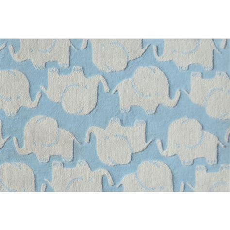 Elephant Indoor Rug by Elephant Blue Indoor Outdoor Rug Tufted