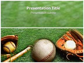 Baseball Themed Powerpoint Template by Free Other Design File Page 39 Newdesignfile