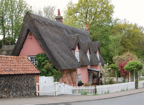 Thatched Cottages In by An Age The Thatched Cottage Shortfinals S