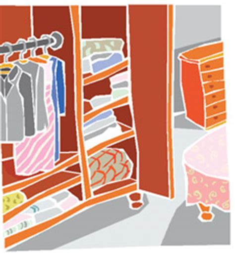 Closet Clip by Clothes Closet Clipart Clipart Suggest