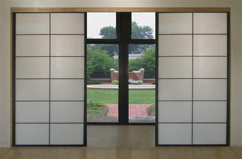 porta scorrevole giapponese ladari stoffa ispirazione design casa