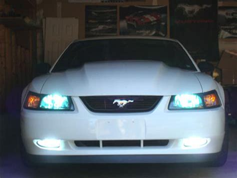 1995 mustang fog lights mustang fog lights installation guide 99 04