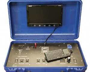 r cam 1000 xlt downhole camera video inspection system