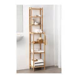 ikea bad regal r 197 grund shelving unit bamboo 33 cm ikea