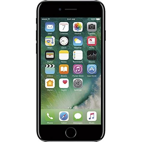 Iphone 7 Plus 128 Gb Jetblack apple iphone 7 plus 128 gb unlocked jet black