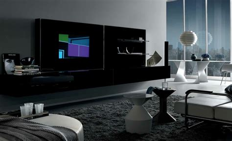 hi tech living room 18 modern style living rooms from misuraemme