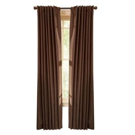 home depot curtains martha stewart martha stewart living chopstick thermal crepe back tab