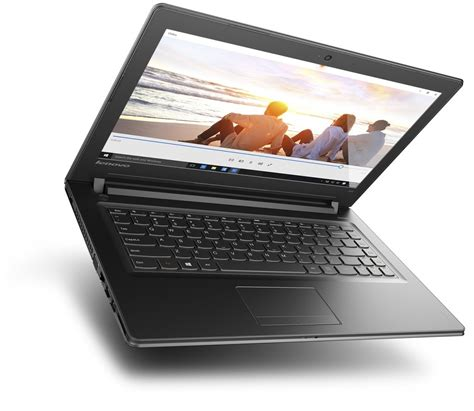 Laptop Lenovo Ideapad 300 14ibr laptop lenovo ideapad 300 14ibr n3050 14hd 2gb 500gb int 80m2001bpb delkom pl