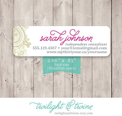 printable business card template for scentsy 54 best images about thirty one scentsy business cards