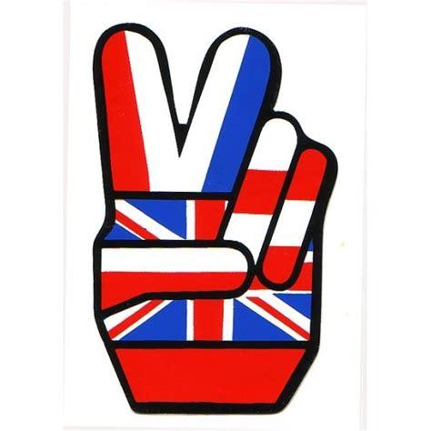 Union Jack Aufkleber by Union Jack Cool Britannia Sticker