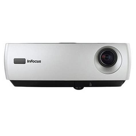 infocus in26 dlp projector in26 b h photo