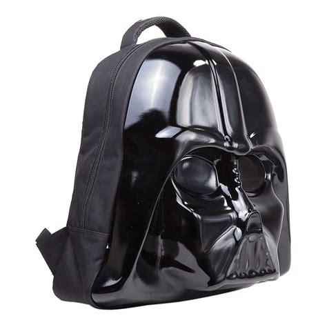 3d Backpack wars darth vader 3d black backpack