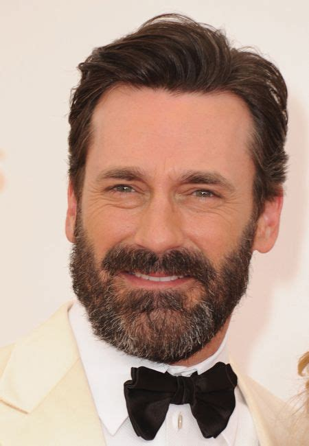 jon hamm beard emmys grooming report how jon hamm s stylist kept his