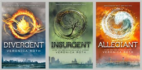 the series books panel spotlight digesting the divergent trilogy