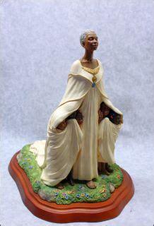 thomas blackshear the comforter thomas blackshear mother nelda ebony vision figurine first