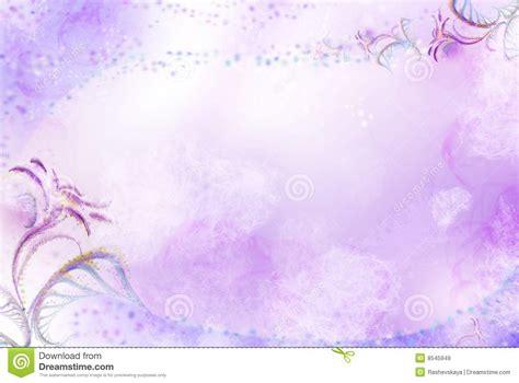 bloemen en wolken achtergrond met patronen en bloem 3 royalty vrije stock