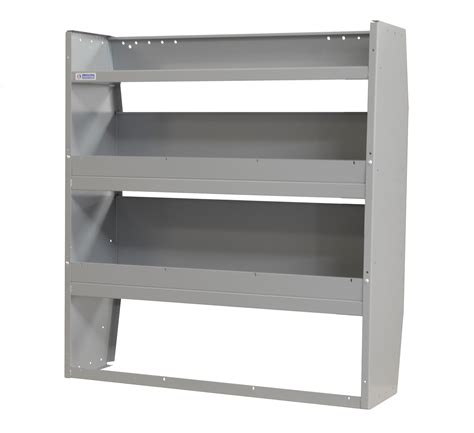 heavy duty welded shelving for ford cargo vans the 44 series