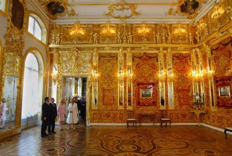 catherine the great room priceless room of the tsars looted and by the is found by russian