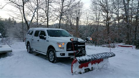 snow plow for truck snow plow on 2014 page 4 ford f150 forum