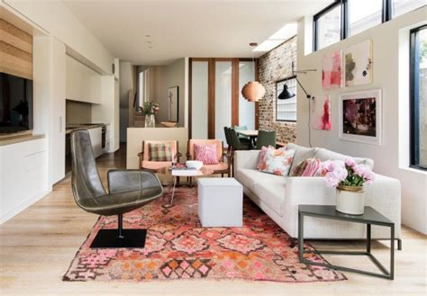 all shades of pink cheerful girlish loft in all shades of pink digsdigs