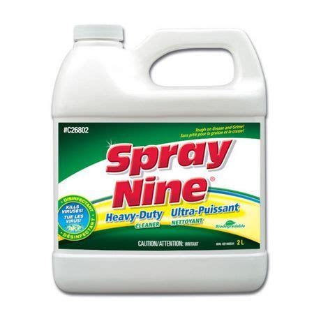 spray  heavy duty biodegradable cleaner walmart canada