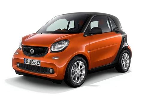 smart fortwo coupe car leasing deals
