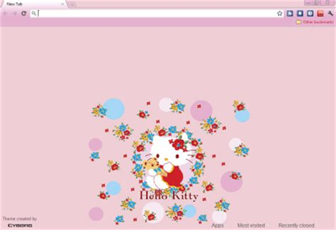 hello kitty google chrome themes free download for windows 7 hello kitty google chrome themes download