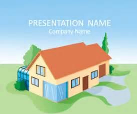 house powerpoint template house powerpoint template templateswise
