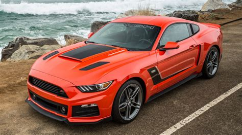 2015 Roush Stage 3 Mustang has 670 hp   Autoblog