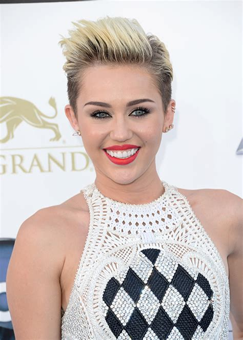 what do you call miley cyrus haircut news miley cyrus says haircut quot changed my life quot scarlett
